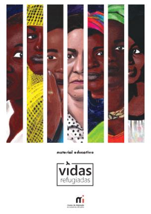Exposição Vidas refugiadas
