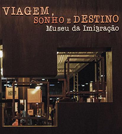Imagem ilustrativa da exposição Viagem, Sonho e Destino.